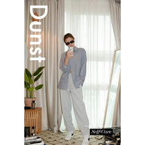 Dunst(ダンスト) ボトムスその他 韓国製【DUNST】 UNISEX SIMPLE LOGO SWEATPANTS S/M-L