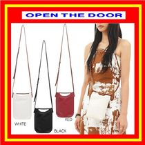 [OPEN THE DOOR]  bottle bag (3 color) /追跡付