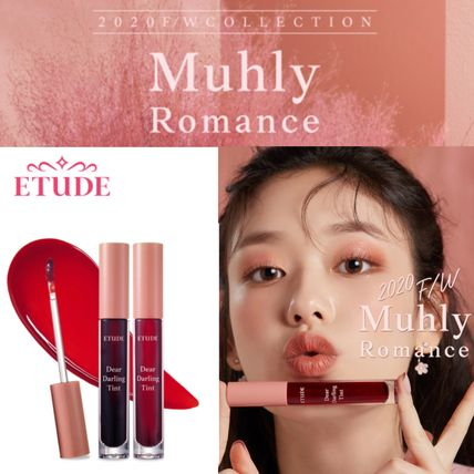 20AW【Etude House】Muhly Romance Dear Darling Water Gel Tint