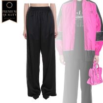 【SAIL】Balenciaga Pants In Black Polyamide
