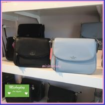 【kate spade】柔らかレザー♪jackson medium flap shoulder bag