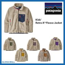 【Patagonia】Kids' Retro-X Fleece Jacket♪大人もOK♪