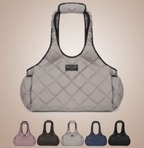 PUPPY ANGEL ★ LUXURY QUILTTED SHOULDER BAG LONG 5color M