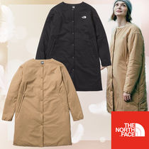 【THE NORTH FACE】☆国内発☆あったかマタニティカーディガン♪