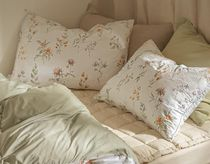 【DECO VIEW】Cozy Flower Allergy Care Pillow Cover