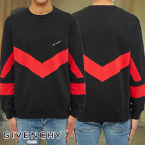 GIVENCHY☆BAND INSERT CREW SWEAT スウェットトレーナー