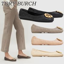 大人気!★Tory Burch★MINNIE TRAVEL BALLET FLAT QUILTED