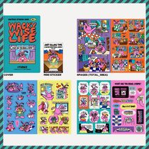 【THENCE】VINTAGE STICKER BOOK vol.2 まとめ買いでお得