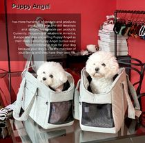 PUPPY ANGEL ★ キャリーバッグ STRIPE BASIC SOFT BAG Mサイズ