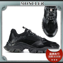 20AW/送料込≪Moncler≫ Leave No Trace ロゴ スニーカー
