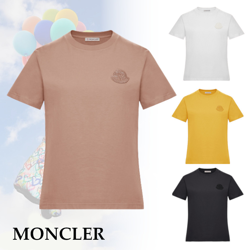 20/21AW【MONCLER(モンクレール)】T-SHIRT  Tシャツ (MONCLER/Tシャツ・カットソー) 58855530
