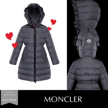 MONCLER(モンクレール) キッズアウター 【大人もOK】MONCLER モンクレール ★VENNAL フリルトリムダウン