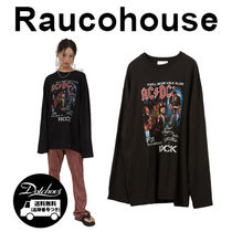 AC/DC ROCK over fit long sleeve CA55 追跡付