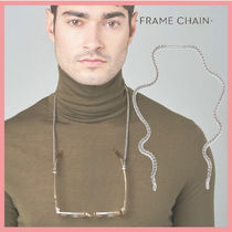 ☆送料関税込☆Frame Chain BOX CLEVER in WHITE GOLD