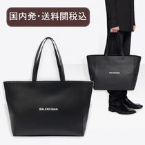 *BALENCIAGA*EVERYDAY EAST-WEST トートバッグ カーフスキン