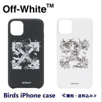 Off-Whiteオフホワイト/Birds Arrow iPhone ケース