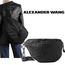 Alexander Wang ☆Attica embroidered canvas backpack☆