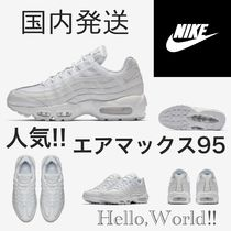SALE!人気!!NIKE WMNS AIR MAX95☆国内即発☆高Review商品!!