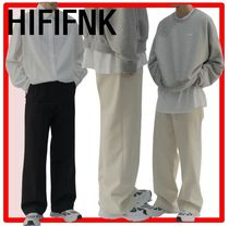 ★人気【HI FI FNK】★Twill Pocket Wide Pants★パンツ★2色★