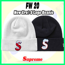 3 Week FW 20 Supreme x New Era  S Logo Beanie