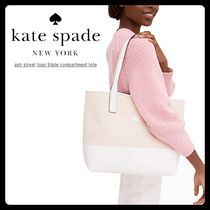 Kate Spade★A4ラップトップ収納可能!通勤通学トートバッグ