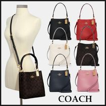 SALE!【新作】COACH Small Town Bucket Bag 2way