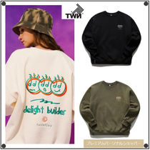 日本未入荷TWNのTerri Sweat Shirts 全4色