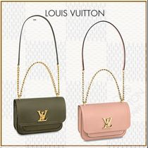 2021AW★ルイヴィトン★LV★LOCKME PMチェーンバッグ