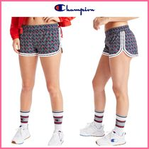 20-21AW新作!! ★CHAMPION★ Everyday Varsity Print Shorts