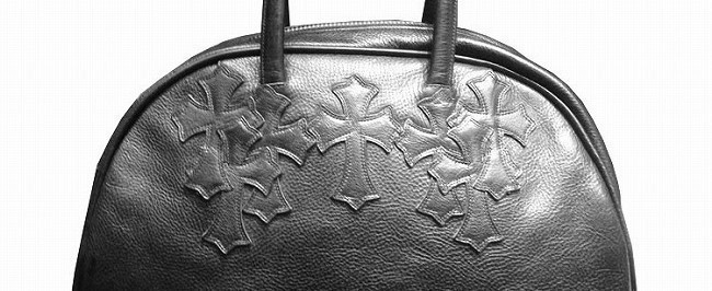 Chrome Hearts/ジムバッグ ボーリングバッグ セメタリークロス (CHROME HEARTS/バッグ・カバンその他) 58876169