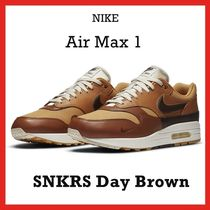 Nike Air Max 1 SNKRS Day Brown 2020 AW 20