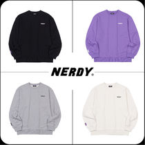 [ NERDY ]★韓国大人気★Essential Sweatshirt