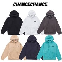 【CHANCECHANCE】MINI CHANCE 起毛 HOODIE 6色