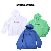 【CHANCECHANCE】CHANCE 起毛 HOODIE 3色