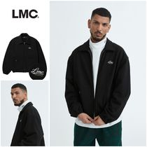 さらに100円引き◆LMC◆LMC SWEAT HARRINGTON JACKET