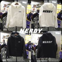 [ NERDY ]★韓国大人気★ Fleece Hooded Jacket