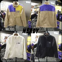 [ NERDY ]★韓国大人気★ Fleece Stand-Neck Jacket