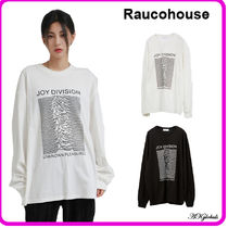 [RAUCOHOUSE]Soft Joy Division Long Sleeve 2色