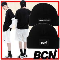 ☆韓国の人気☆【BASIC COTTON】☆BCN DOUBLE BEANIE☆ビーニー