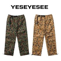 日本未入荷★YESEYESEE★Y.E.S Jungle Pants 2色
