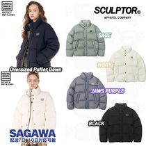 ★SCULPTOR★20FW 100 Middle Oversized Puffer Down