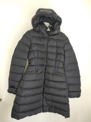 MONCLER キッズアウター MONCLER20/21CHARPAL大人もOK14,12Aネイビー 発送料・関税込(4)