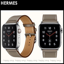 HERMES◆Bracelet Apple Watch Single Tour 44 mm ベルト