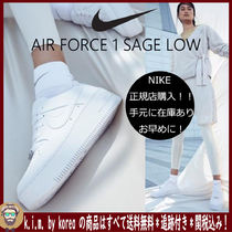 ∞ NIKE ∞大人気!!☆ AIR FORCE 1 SAGE LOW ☆