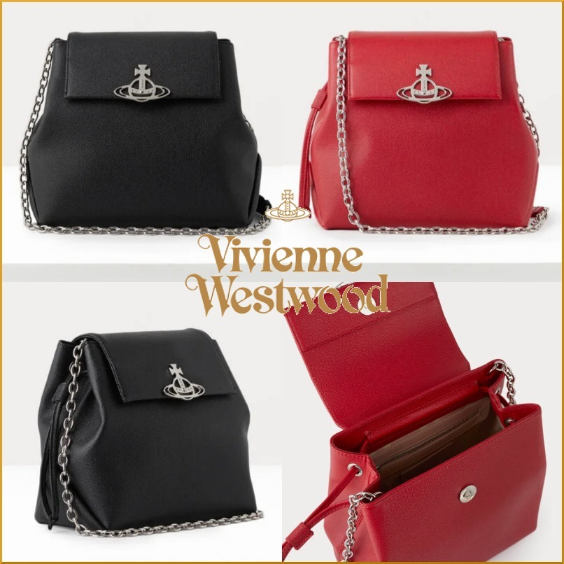 20/21AW新作★vivienne westwood★バケットショルダーバッグ (Vivienne Westwood/ショルダーバッグ・ポシェット) 4302001641498N401
