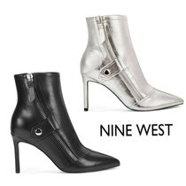 Sale★【Nine West】ブーティー★ Emette Heel Booties