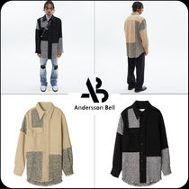 [ANDERSSON BELL] ★PATCHWORK OVERSIZED SHIRTS