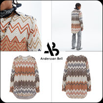 [ANDERSSON BELL] ★COLLARLESS BOHEMIAN SHIRTS