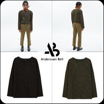 [ANDERSSON BELL] ★LONDON BOAT NECK PULLOVER