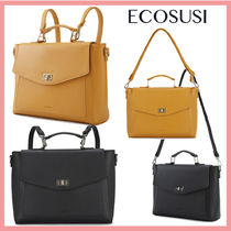 "☆送料関税込☆ECOSUSI 14""Laptop Satchel Convertible Backpack"